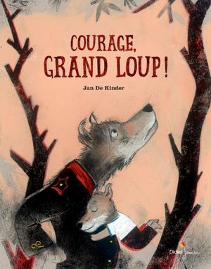 Courage grand loup !